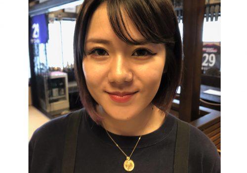 店長 磯姫香